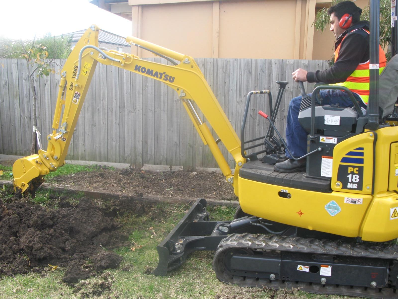 Anima Mia Excavator 2